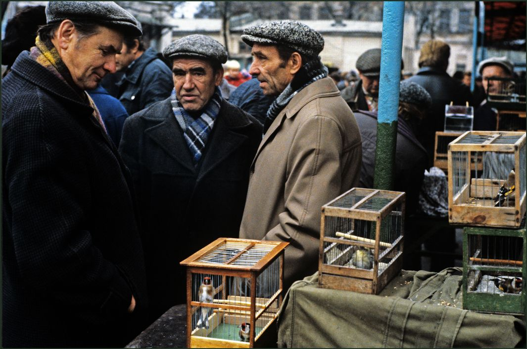 Ukraine in 1982: Soviet Odessa in photographs by Ian Berry - 7