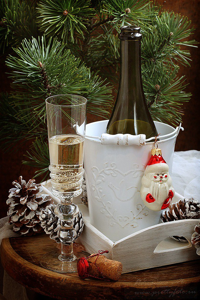 Bright new-year still lifes with Russian soul by Marina Volodko - 15