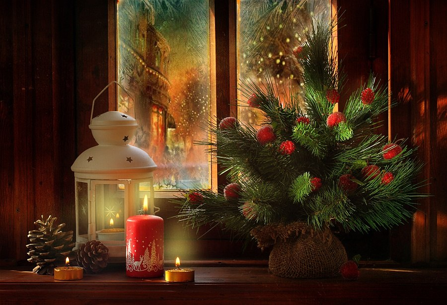 Bright new-year still lifes with Russian soul by Marina Volodko - 4