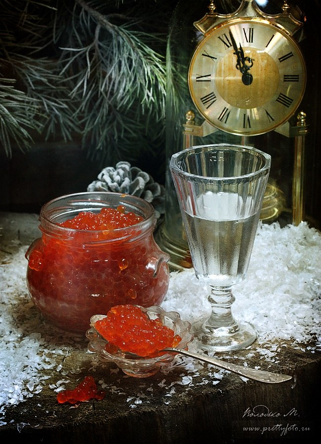Bright new-year still lifes with Russian soul by Marina Volodko - 7