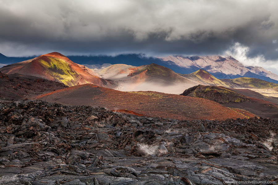 Kamchatka: Martian landscapes of the peninsula - 18