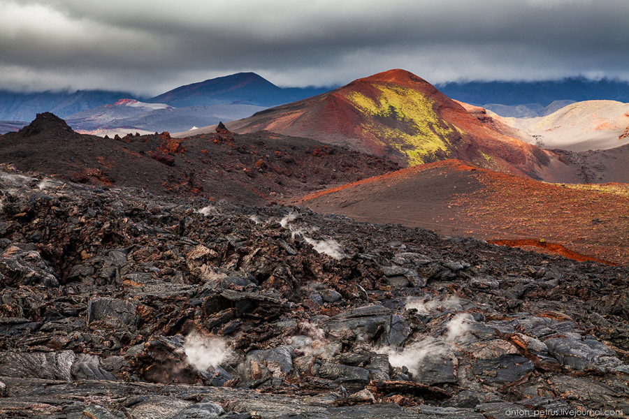Kamchatka: Martian landscapes of the peninsula - 19
