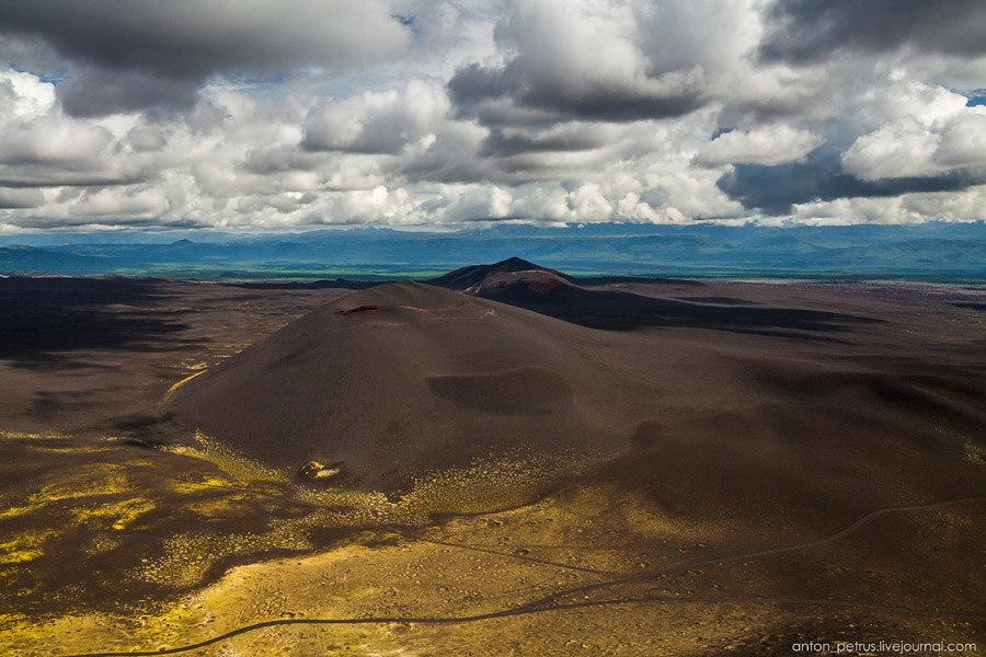 Kamchatka: Martian landscapes of the peninsula - 2