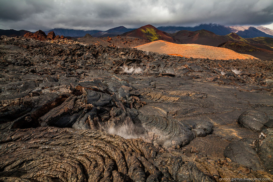 Kamchatka: Martian landscapes of the peninsula - 20