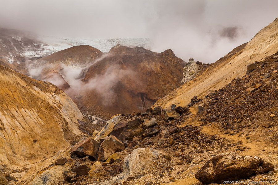 Kamchatka: Martian landscapes of the peninsula - 25