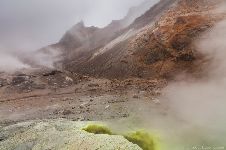 Kamchatka: Martian landscapes of the peninsula - 26