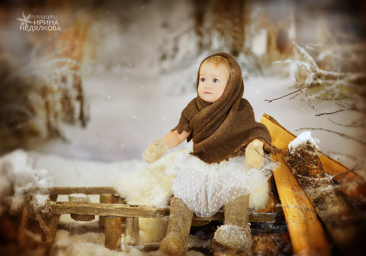 Fairy childhood: Truly sweet photos of kids by Irina Nedyalkova - 14