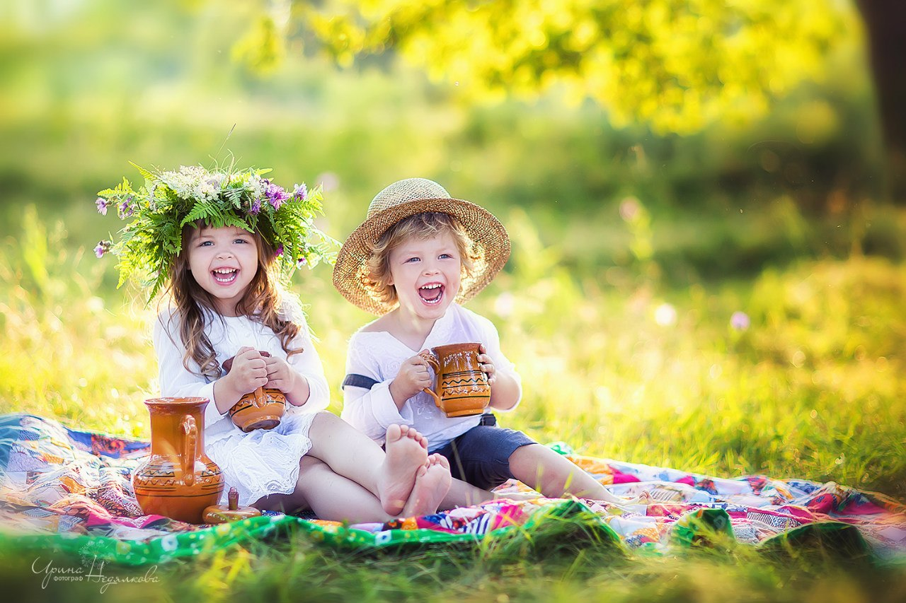 Fairy childhood: Truly sweet photos of kids by Irina Nedyalkova - 21