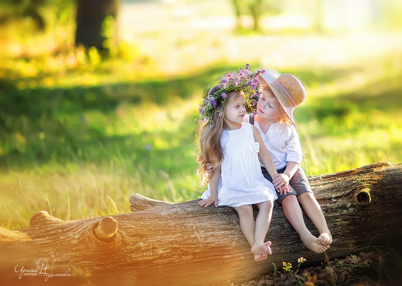 Fairy childhood: Truly sweet photos of kids by Irina Nedyalkova - 22