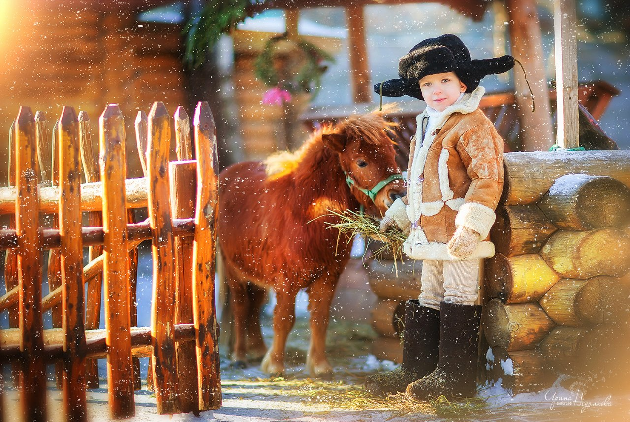 Fairy childhood: Truly sweet photos of kids by Irina Nedyalkova - 26