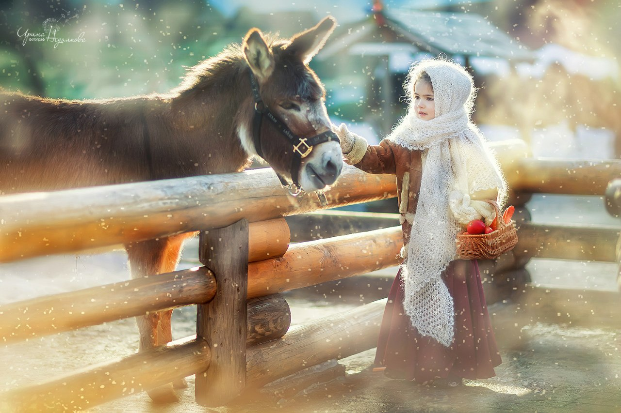 Fairy childhood: Truly sweet photos of kids by Irina Nedyalkova - 30