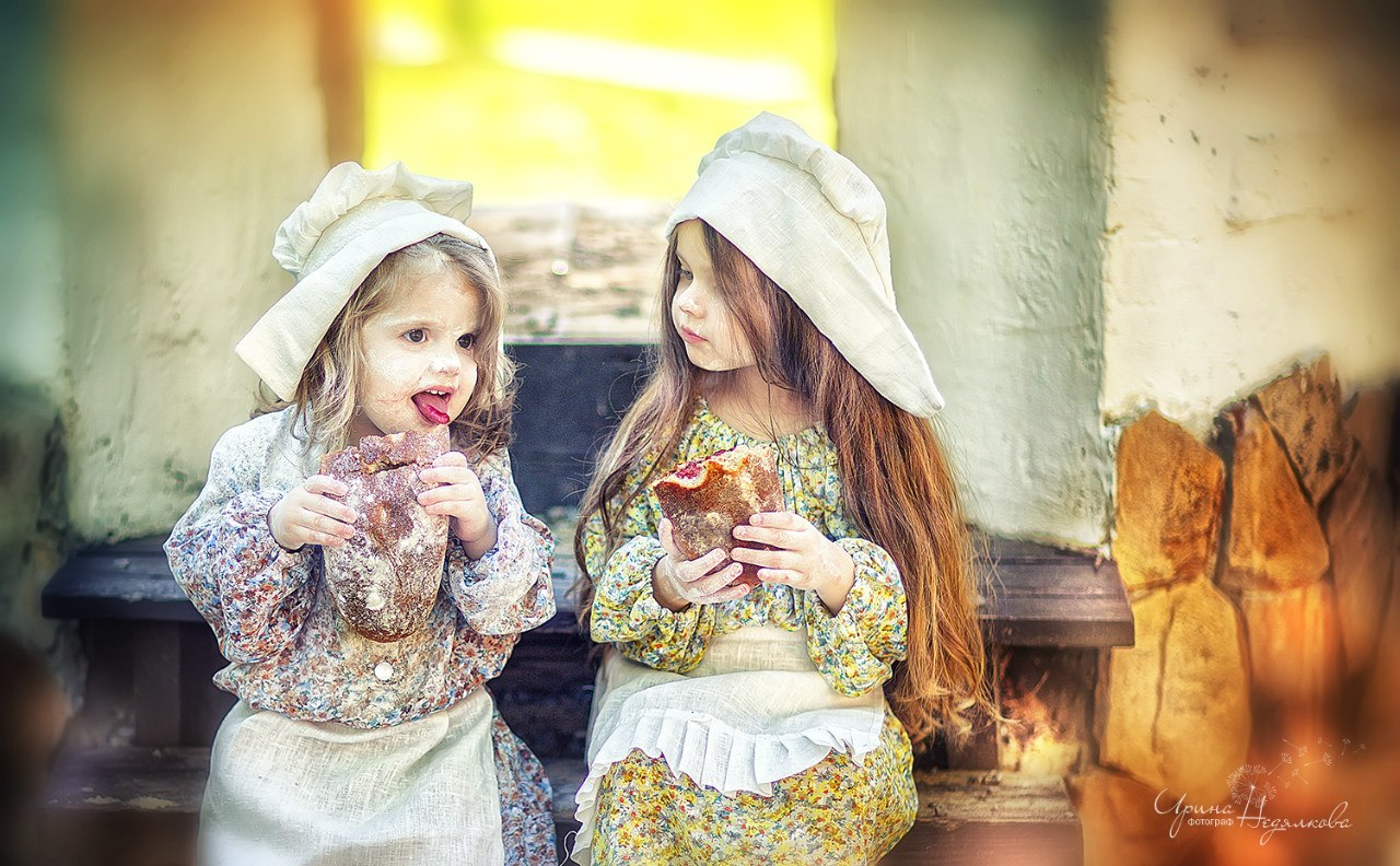 Fairy childhood: Truly sweet photos of kids by Irina Nedyalkova - 33