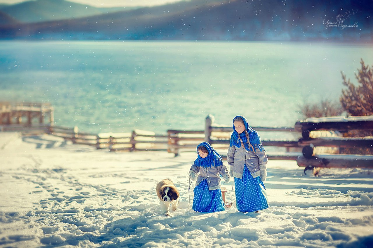 Fairy childhood: Truly sweet photos of kids by Irina Nedyalkova - 41