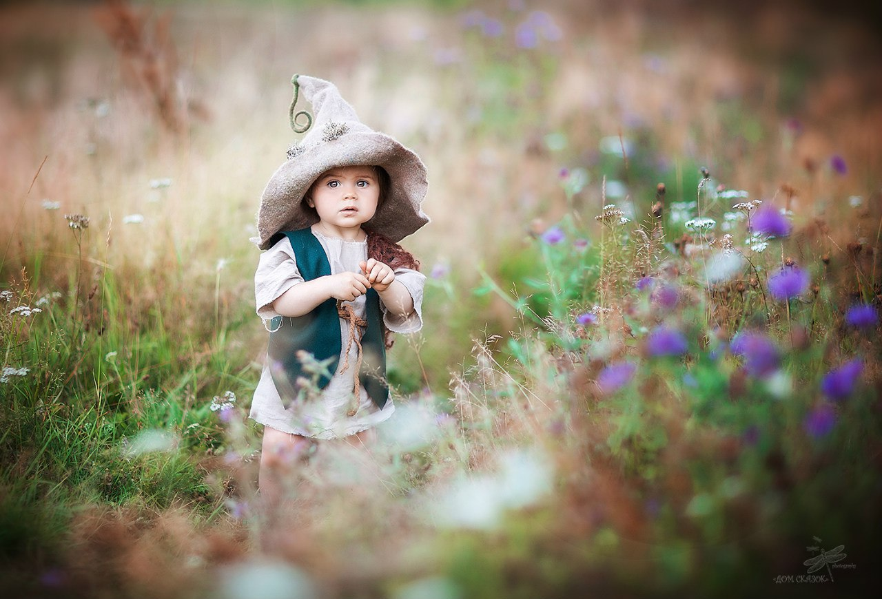 Fairy childhood: Truly sweet photos of kids by Irina Nedyalkova - 43