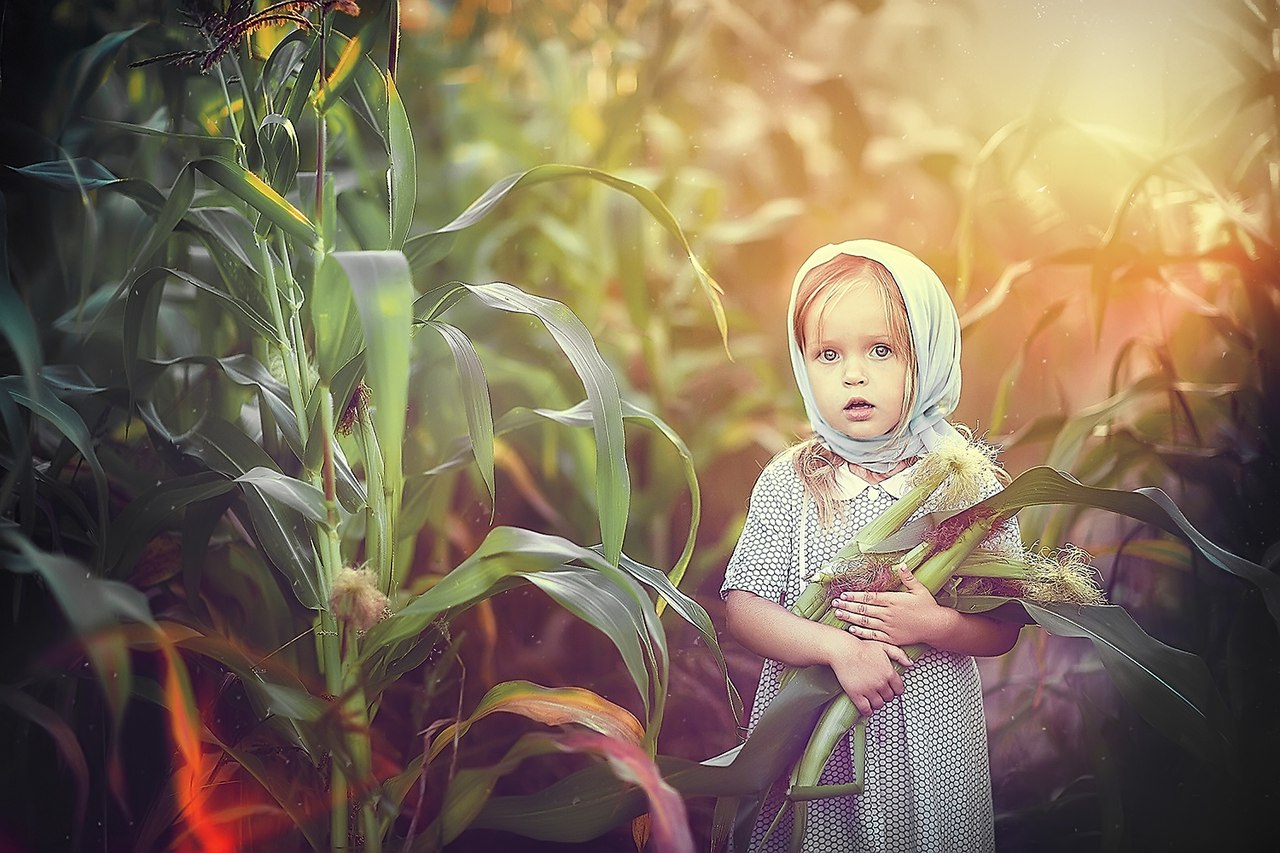 Fairy childhood: Truly sweet photos of kids by Irina Nedyalkova - 45