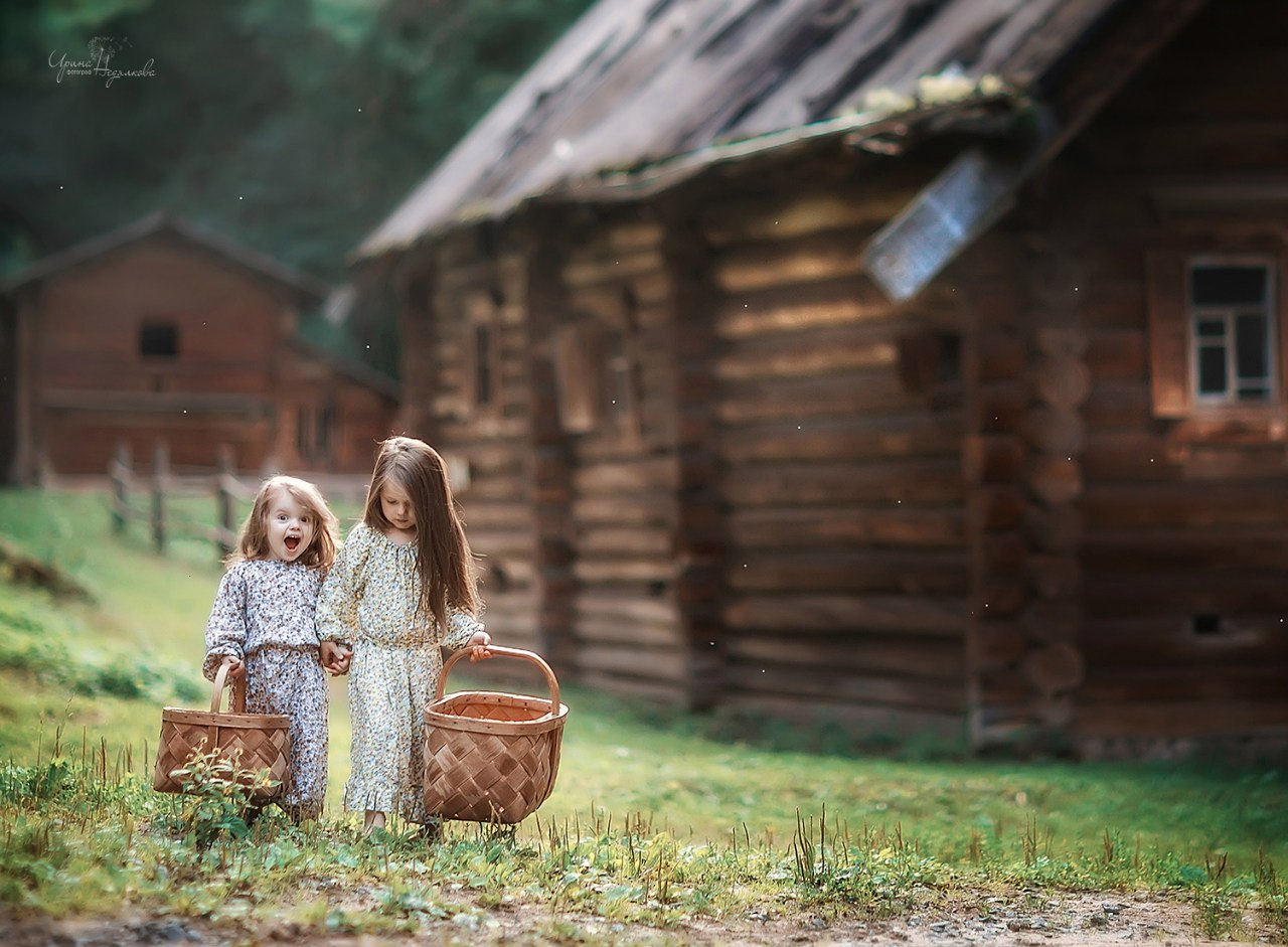 Fairy childhood: Truly sweet photos of kids by Irina Nedyalkova - 47