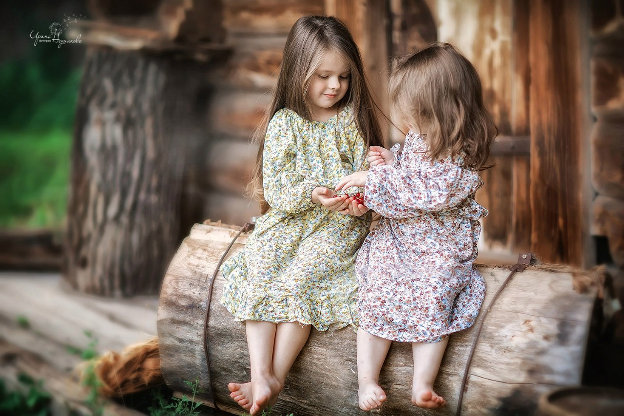 Fairy childhood: Truly sweet photos of kids by Irina Nedyalkova - 48