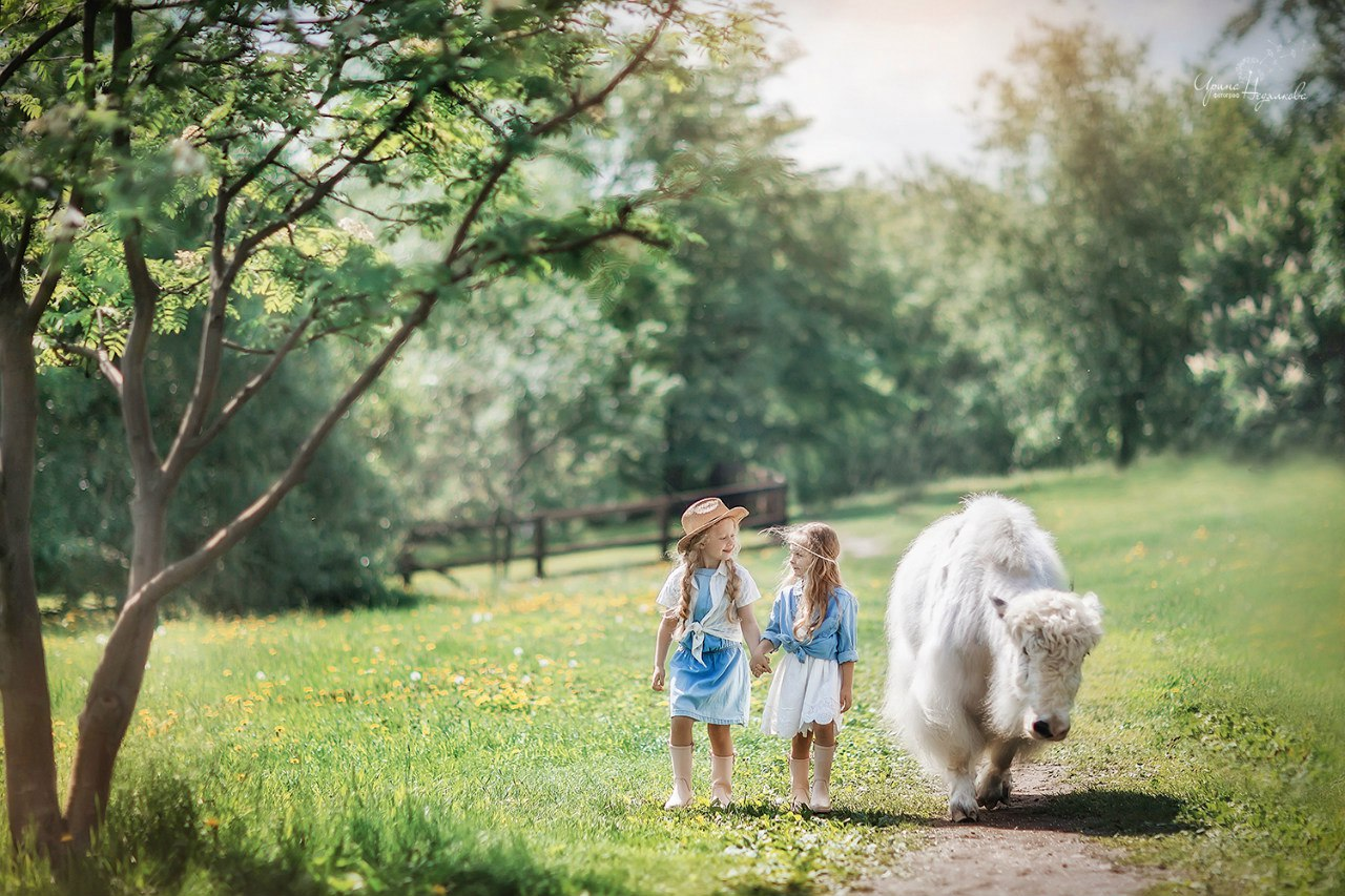 Fairy childhood: Truly sweet photos of kids by Irina Nedyalkova - 49
