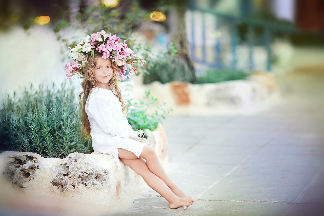 Fairy childhood: Truly sweet photos of kids by Irina Nedyalkova - 5