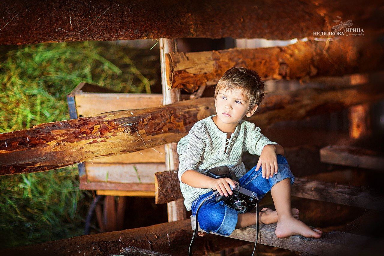 Fairy childhood: Truly sweet photos of kids by Irina Nedyalkova - 7