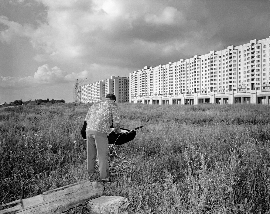 Homo Sovieticus: Carl De Keyzer`s photo project about the USSR - 4