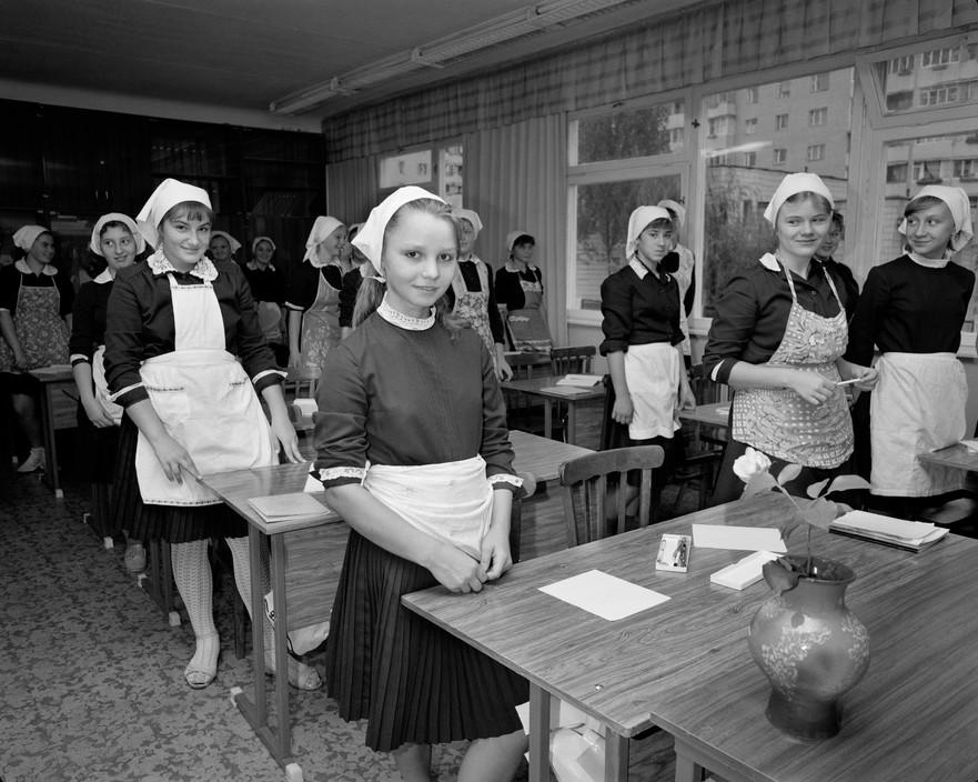 Homo Sovieticus: Carl De Keyzer`s photo project about the USSR - 70