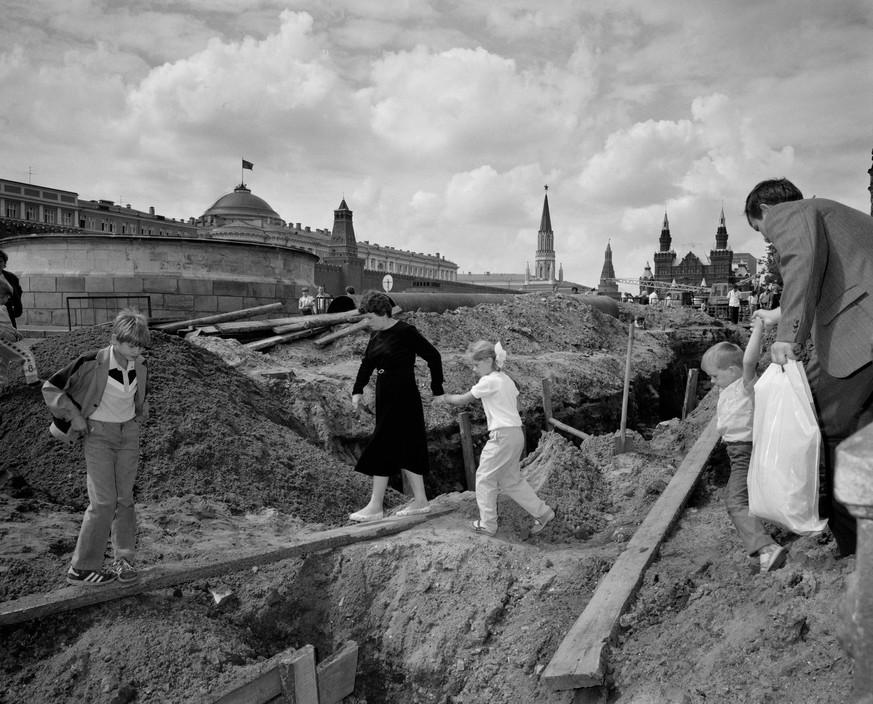 Homo Sovieticus: Carl De Keyzer`s photo project about the USSR - 79