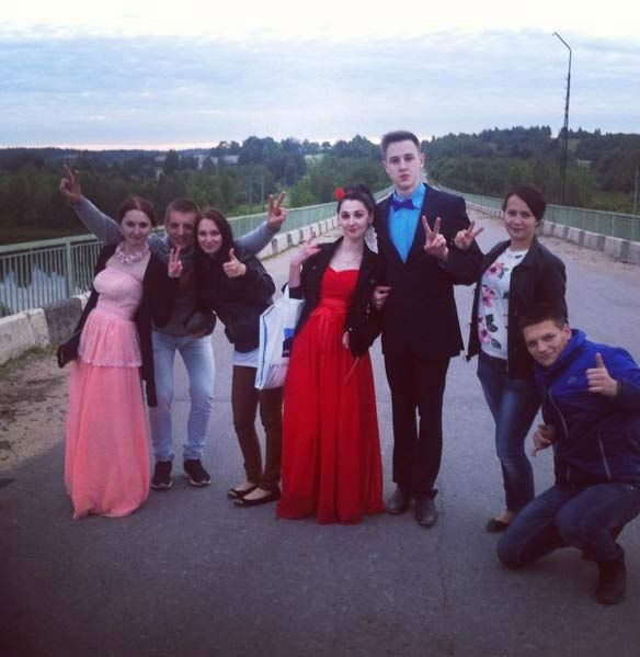 Instagram photos from Russian School Graduation Party 2015 - 13