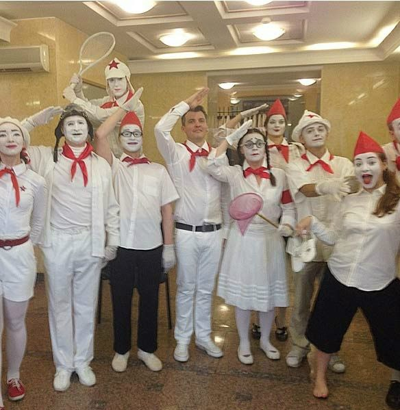 Instagram photos from Russian School Graduation Party 2015 - 8