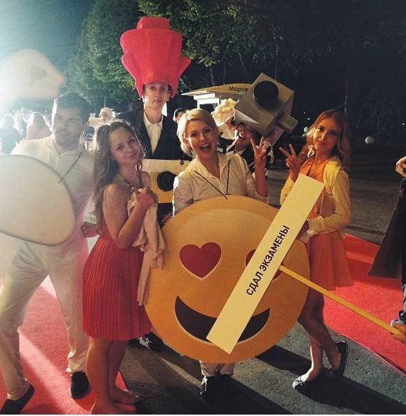Instagram photos from Russian School Graduation Party 2015 - 9