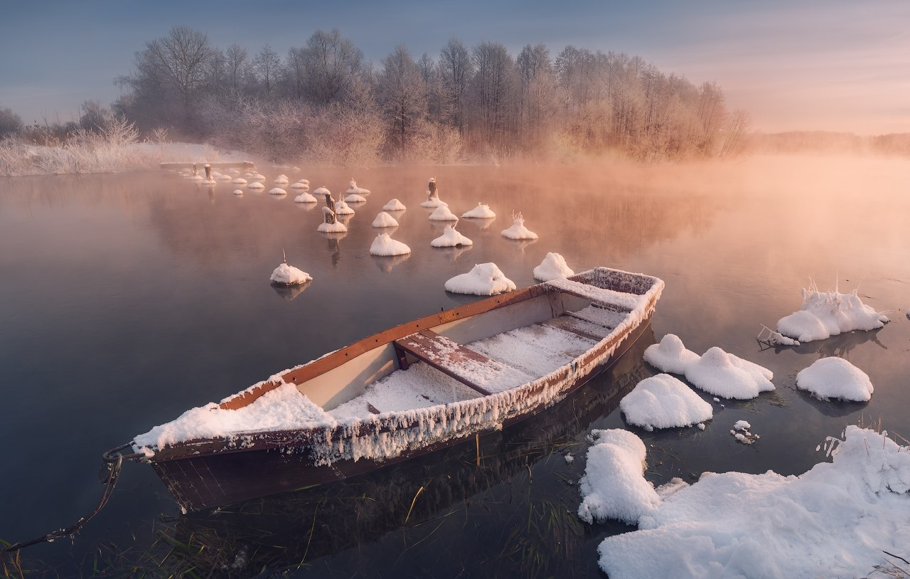 Soul of Russia: Exhibition of landscape photography in Moscow - 11