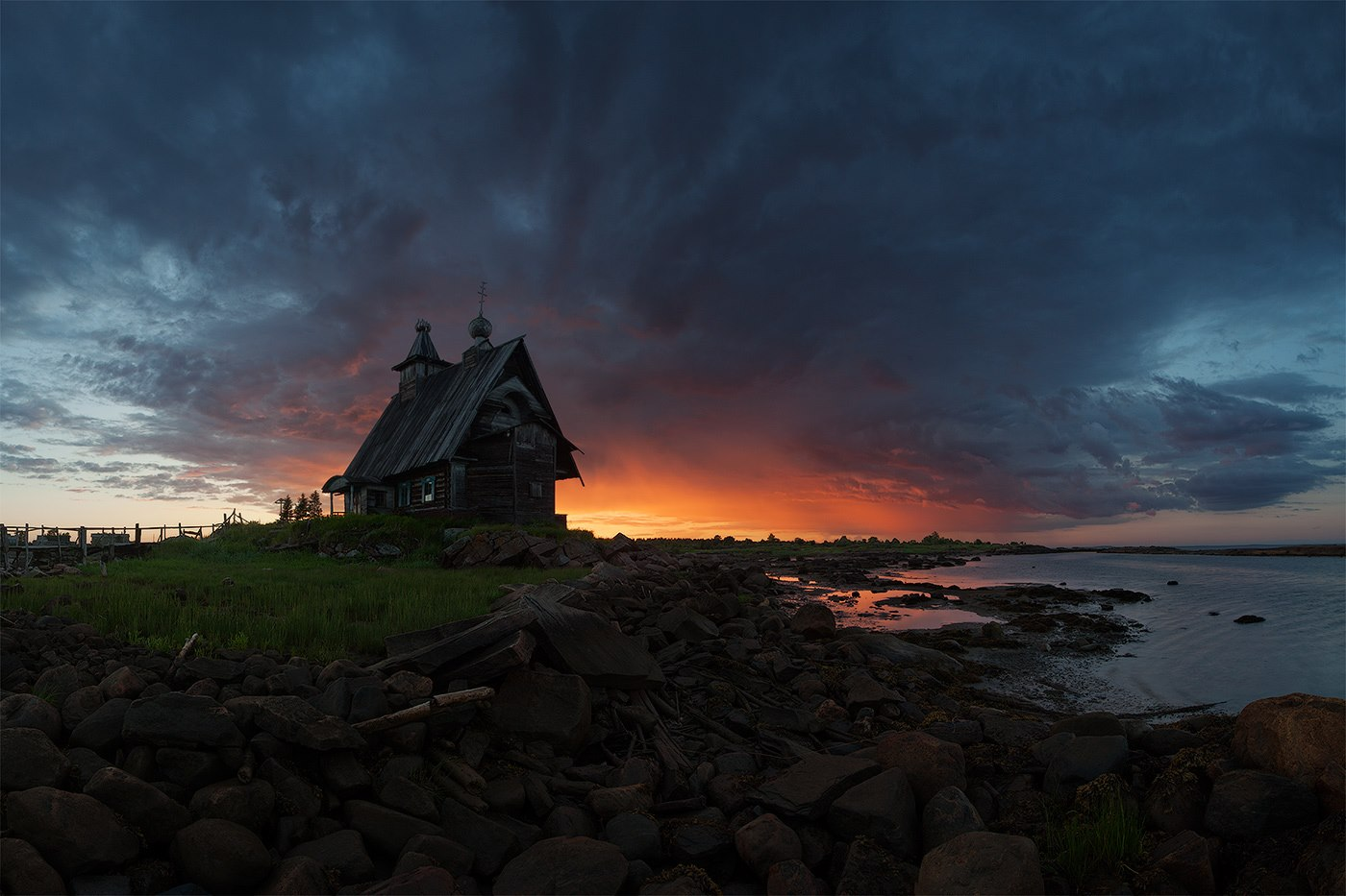 Soul of Russia: Exhibition of landscape photography in Moscow - 22