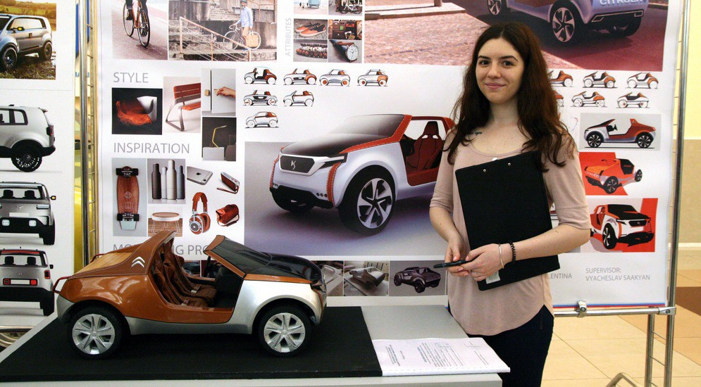 Degree show at Moscow State University of Mechanical Engineering - 6