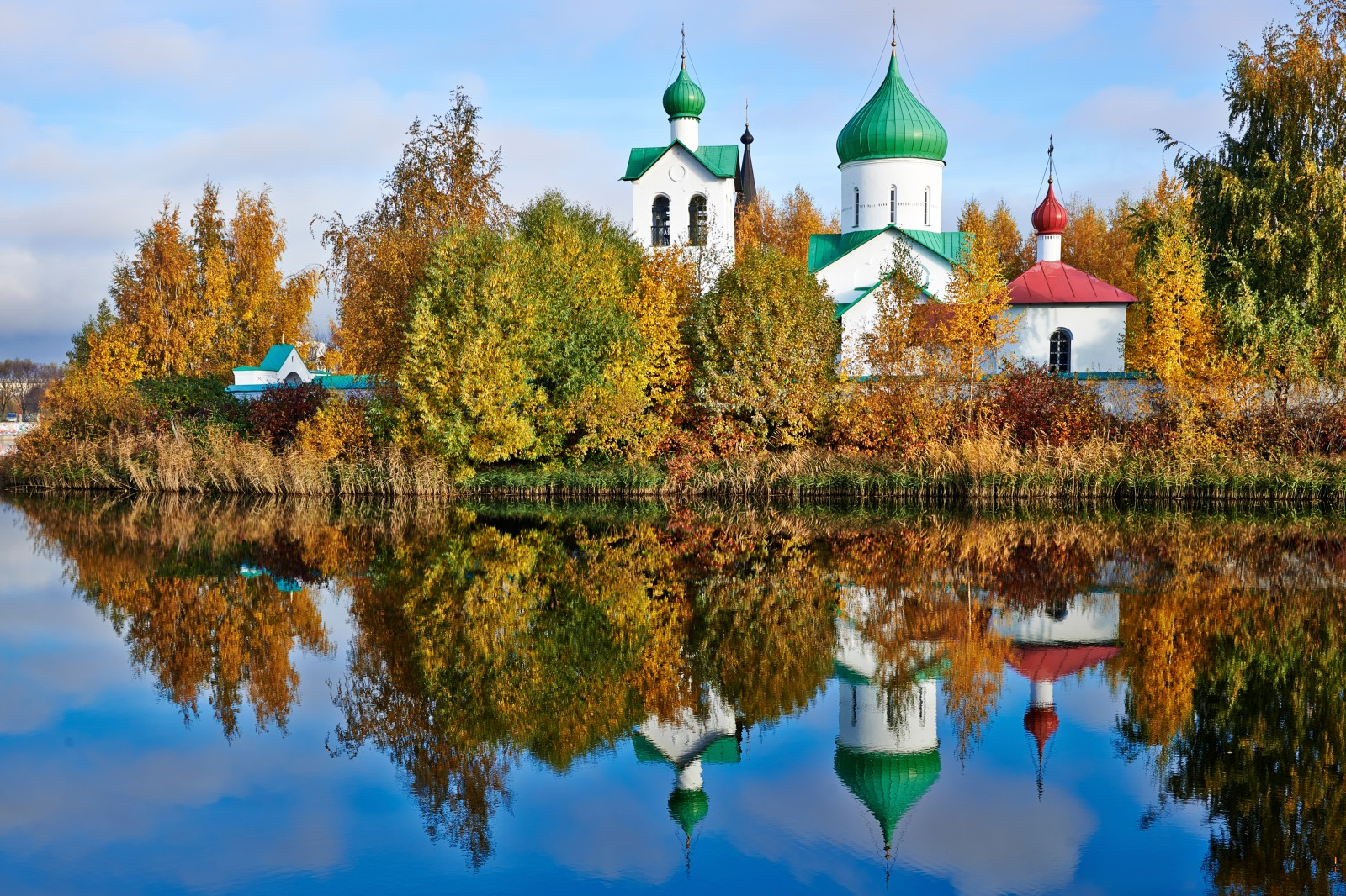 Primordially Russian landscapes - 1