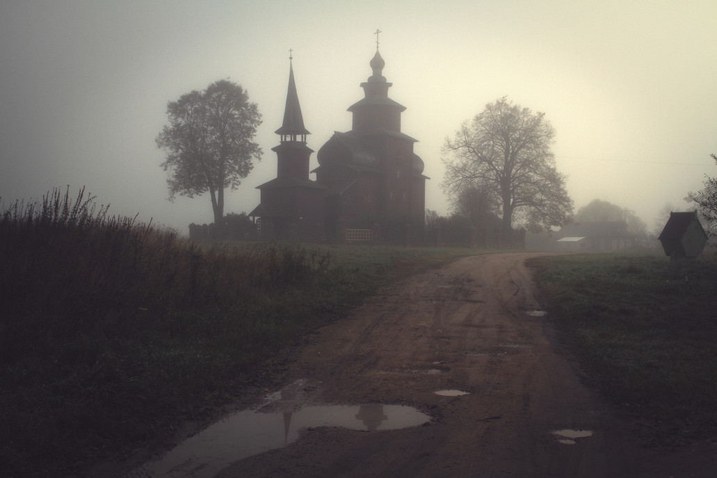 Primordially Russian landscapes - 12