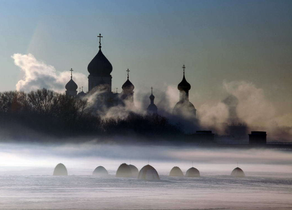 Primordially Russian landscapes - 19