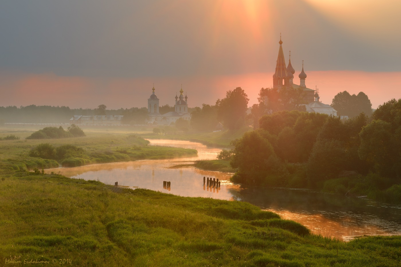 Primordially Russian landscapes - 27