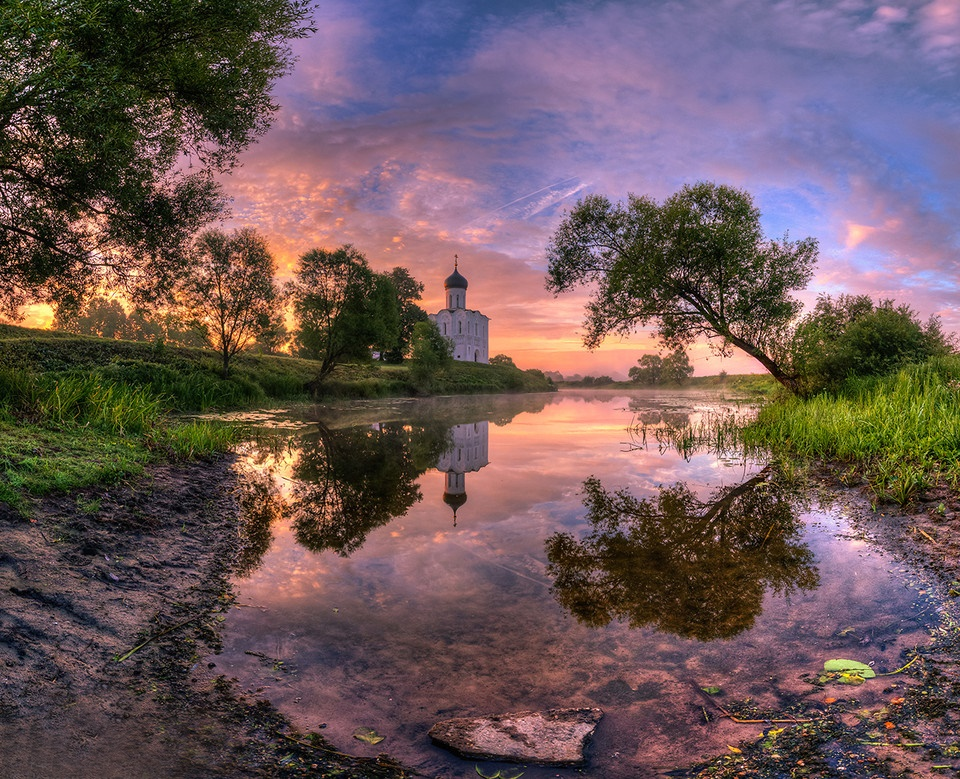 Primordially Russian landscapes - 5