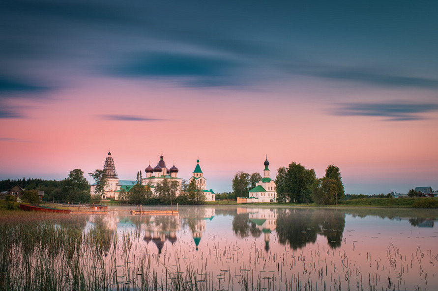 Primordially Russian landscapes - 8