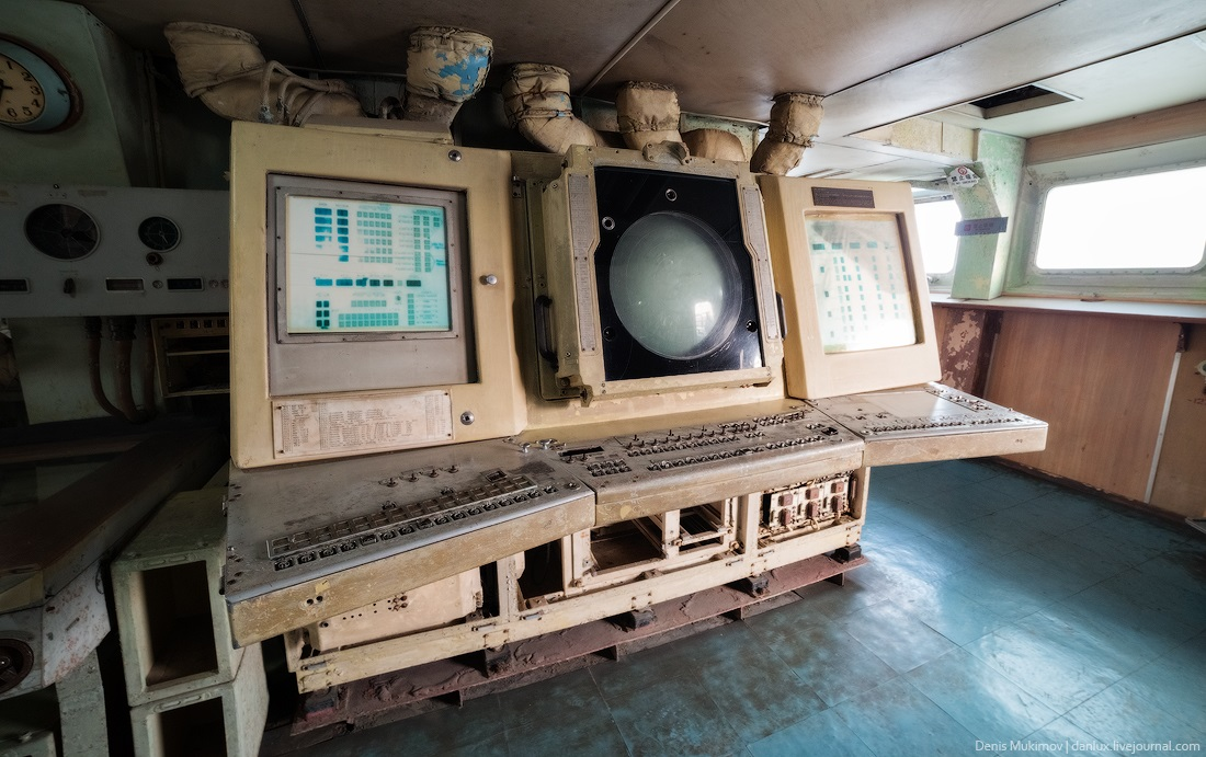 Soviet aircraft carrier Minsk: Inside of huge military museum - 6