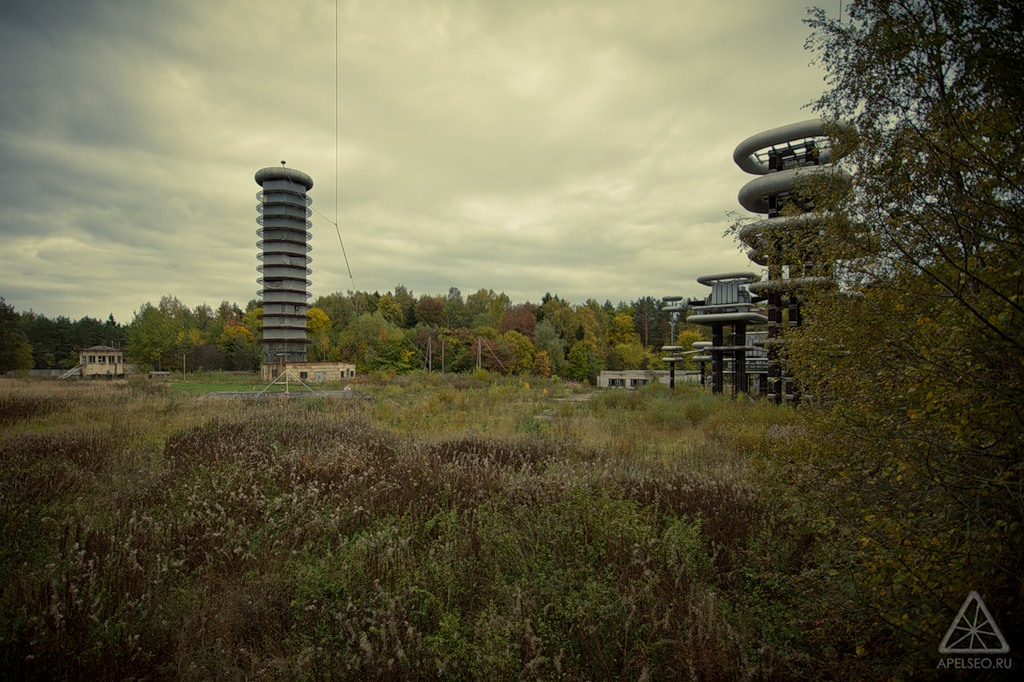 Soviet-era Tesla Tower: Mysterious object in Moscow suburbs - 7