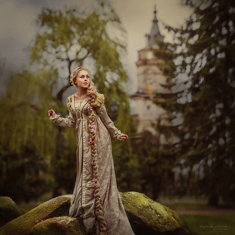 Fabulous portraits by Ukrainian photo artist Irina Dzhul - 24