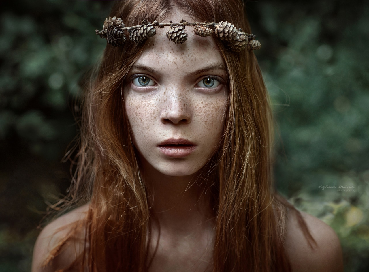 Fabulous portraits by Ukrainian photo artist Irina Dzhul - 35