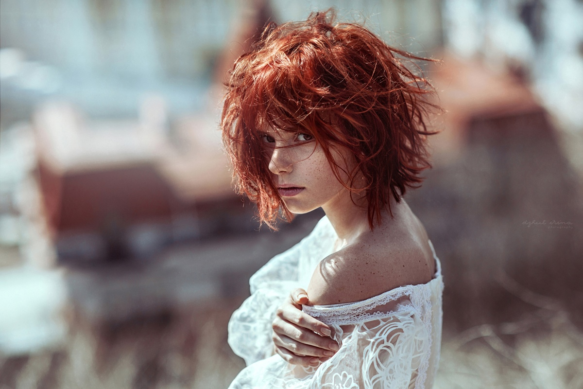Fabulous portraits by Ukrainian photo artist Irina Dzhul - 37