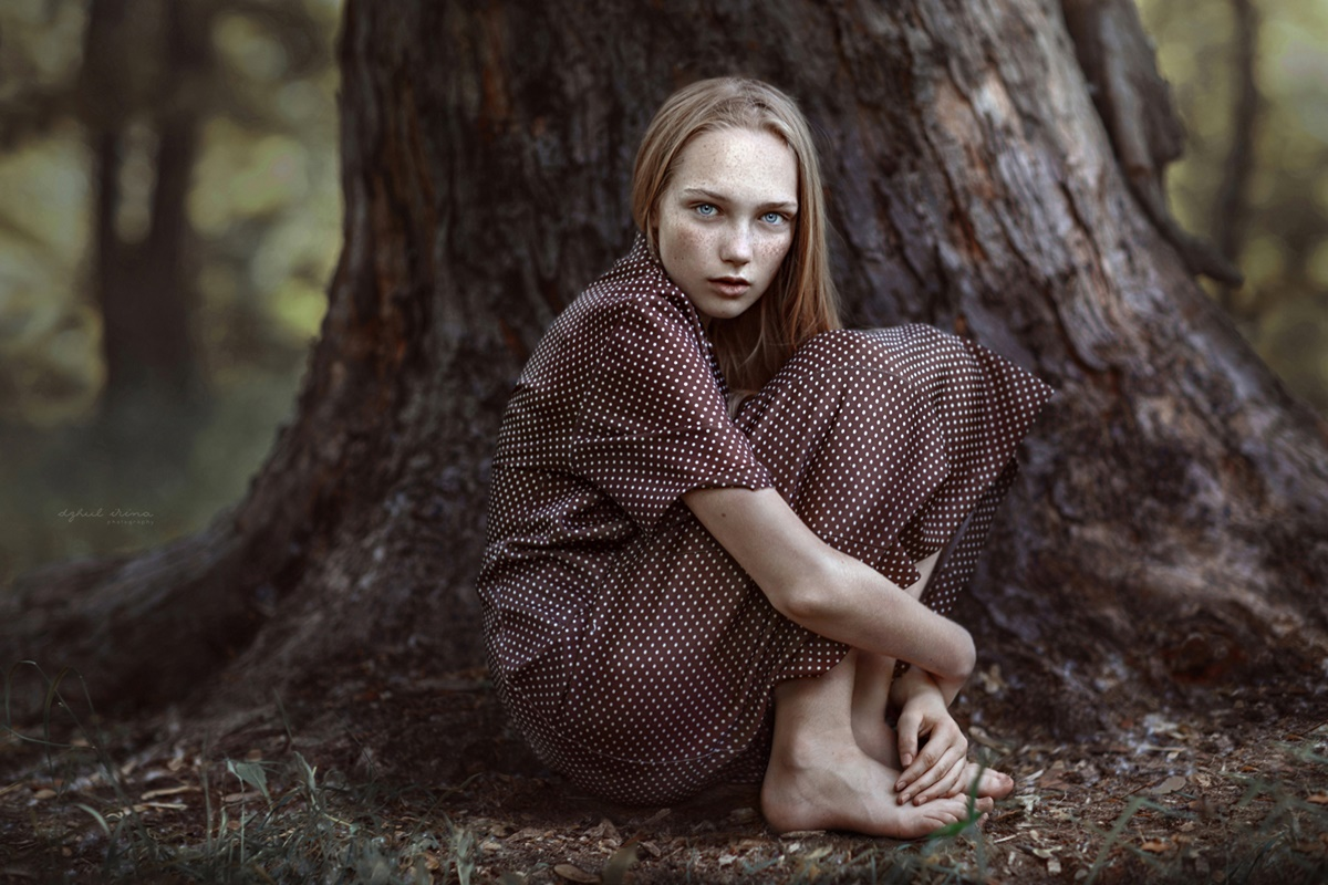 Fabulous portraits by Ukrainian photo artist Irina Dzhul - 44