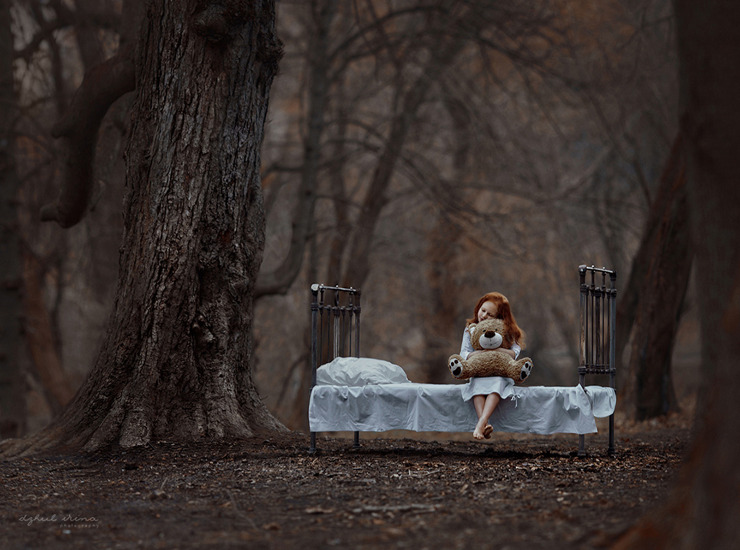 Fabulous portraits by Ukrainian photo artist Irina Dzhul - 7