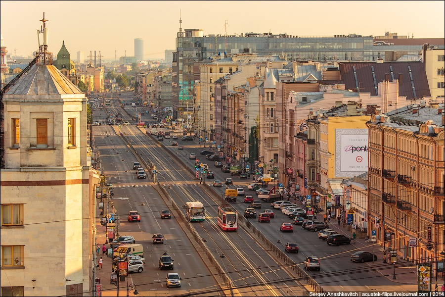 Above the city: Walking on the roofs in Saint Petersburg - 3