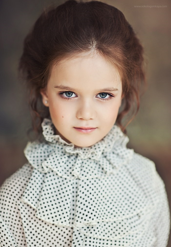 Adult childhood: Big modeling career of little Russian kids. Sofya Grigoryan - 2