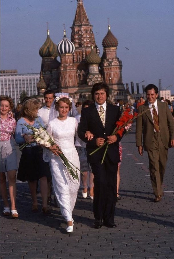 Moscow in 1975: The USSR on photos by Hans Rudolf Uthoff - 32