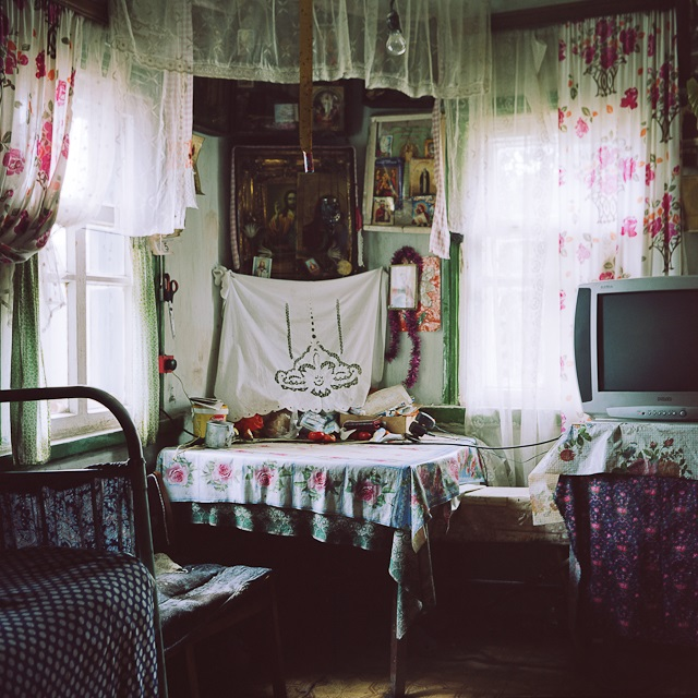 Mythical Mzensk: How the usual Russian rural house looks like - 14